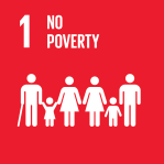 icon for Goal 1 - No Poverty