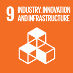 icon for Goal 9 - Industry innovation and infrastructure