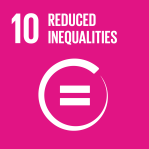 icon for Goal 10 - Reduce inequality within and among countries