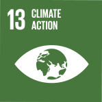 icon for Goal 13 - Climate action