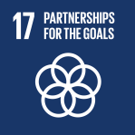 icon for Goal 17 - Partnerships for the goals